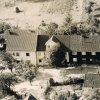 Dumpe, Ortsteil Scheidt - Im Blumenwinkel um 1954