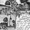 Drabenderhöhe, Lithografie um 1900