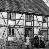 """Haus Otto Höhler """"Dumpe"""" im Scheidt 1913"""