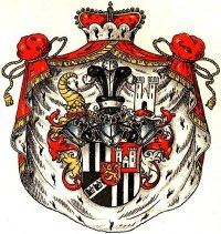 Wappen des Hauses zu Sayn-Wittgenstein-Berleburg